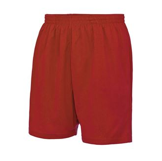 THURSO ASC ADULT SWIM SHORTS WITH EMBROIDERED LOGO