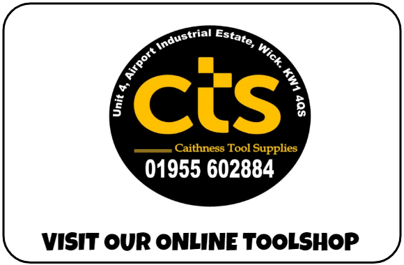 Buy tools online at Caithness Tool Supplies